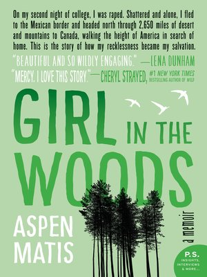 cover image of Girl in the Woods