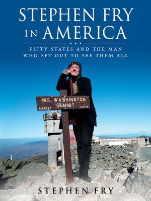 cover image of Stephen Fry in America
