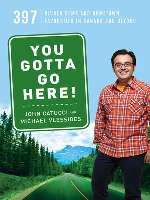 cover image of You Gotta Go Here!