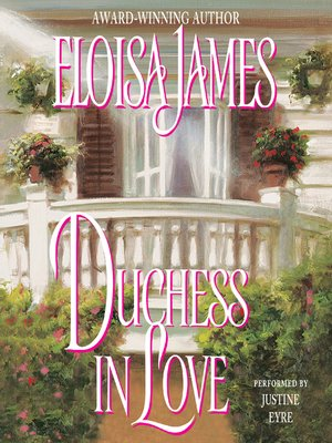 cover image of Duchess in Love