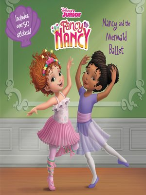 cover image of Nancy and the Mermaid Ballet