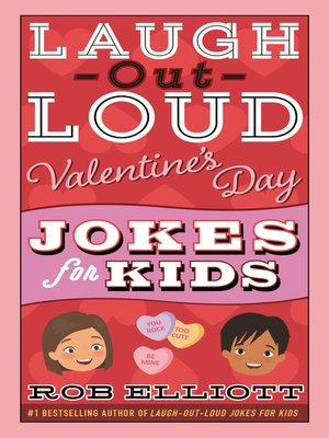 cover image of Laugh-Out-Loud Valentine's Day Jokes for Kids