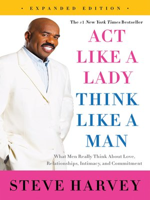 cover image of Act Like a Lady, Think Like a Man, Expanded Edition