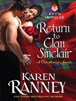 cover image of Return to Clan Sinclair