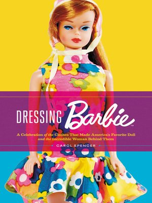 cover image of Dressing Barbie