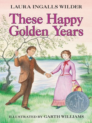 cover image of These Happy Golden Years