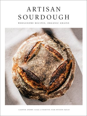 cover image of Artisan Sourdough