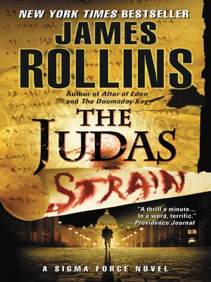 cover image of The Judas Strain