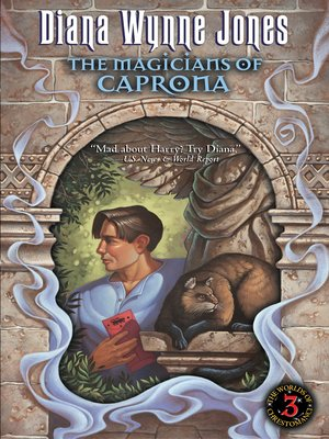 cover image of The Magicians of Caprona