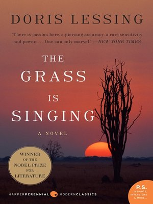 cover image of Grass Is Singing