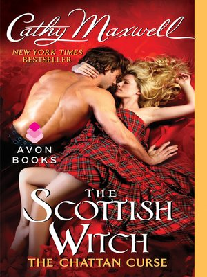 cover image of The Scottish Witch: The Chattan Curse