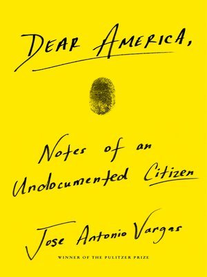 cover image of Dear America