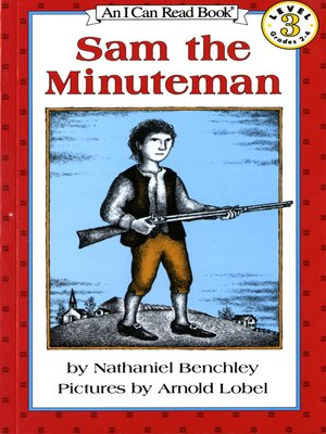 cover image of Sam the Minuteman