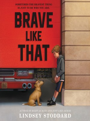 cover image of Brave Like That