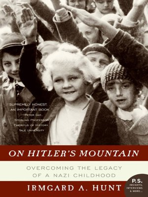 cover image of On Hitler's Mountain