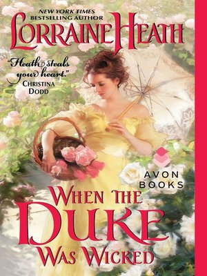 cover image of When the Duke Was Wicked