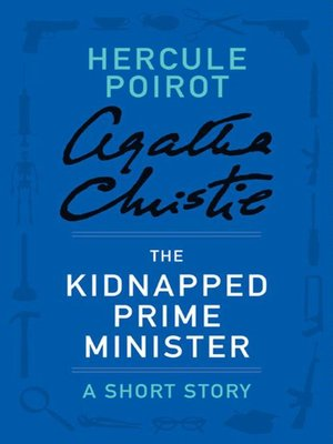 cover image of The Kidnapped Prime Minister