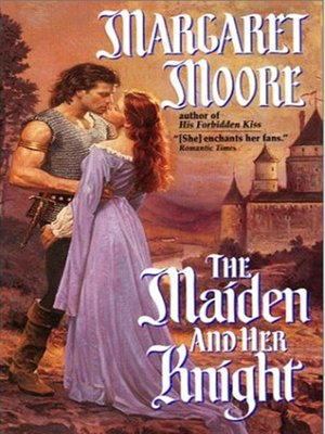 cover image of The Maiden and Her Knight