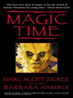 cover image of Magic Time