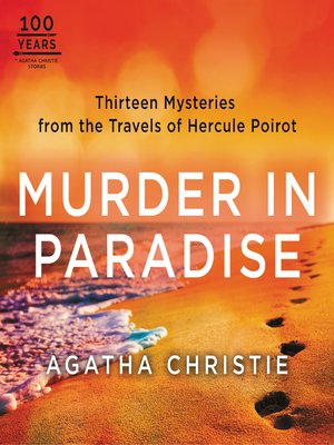 cover image of Poirot Abroad