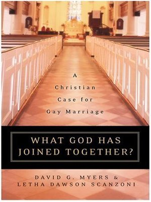 cover image of What God Has Joined Together?