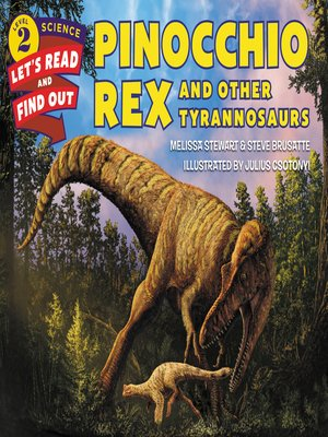 cover image of Pinocchio Rex and Other Tyrannosaurs