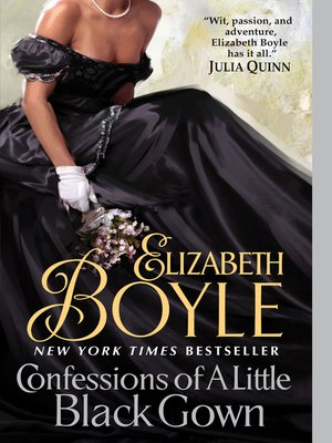 cover image of Confessions of a Little Black Gown