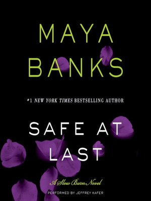 cover image of Safe at Last