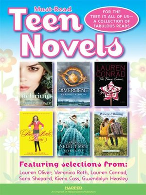 cover image of Must-Read Teen Novel Sampler