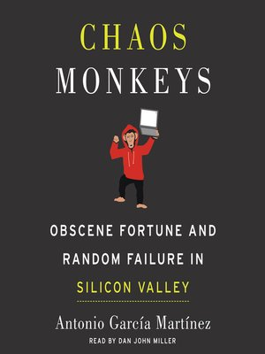 cover image of Chaos Monkeys