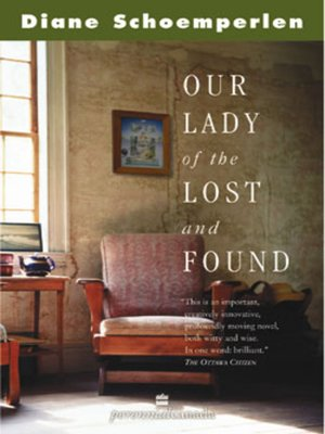 cover image of Our Lady of the Lost and Found