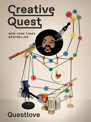 cover image of Creative Quest