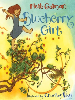 cover image of Blueberry Girl