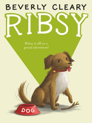 cover image of Ribsy