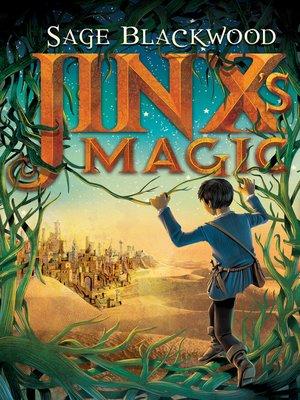 cover image of Jinx's Magic