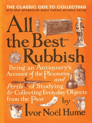 cover image of All the Best Rubbish