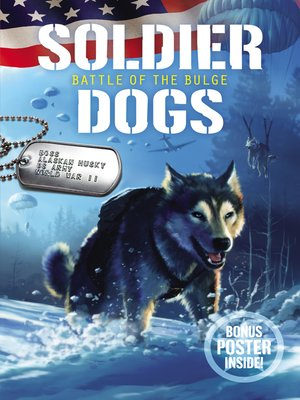 cover image of Soldier Dogs #5