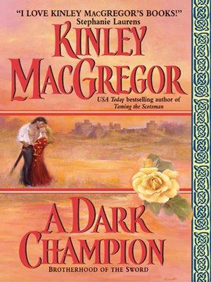 cover image of A Dark Champion
