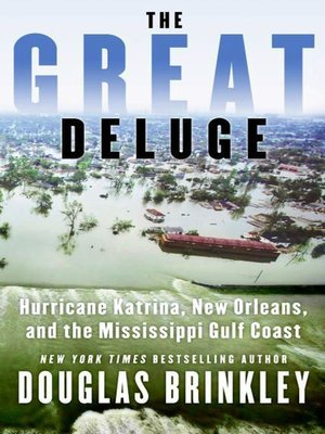 cover image of The Great Deluge