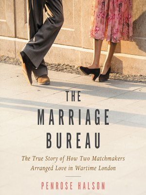 cover image of The Marriage Bureau