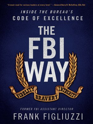 cover image of The FBI Way
