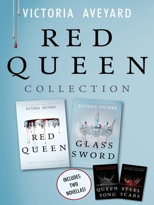 cover image of Red Queen Collection
