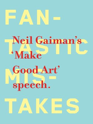 cover image of Make Good Art