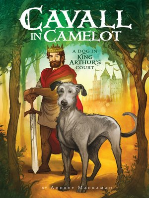 cover image of Cavall in Camelot #1