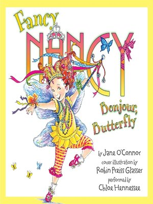 cover image of Bonjour Butterfly