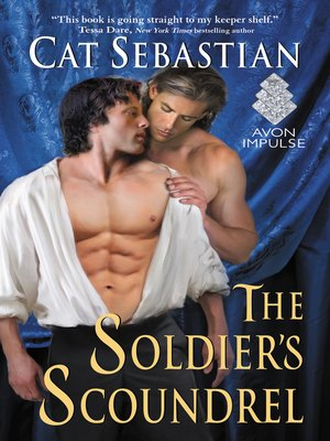 cover image of The Soldier's Scoundrel