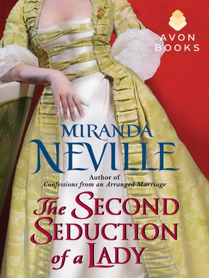 cover image of The Second Seduction of a Lady