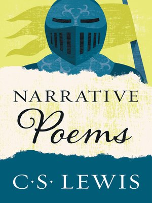 cover image of Narrative Poems