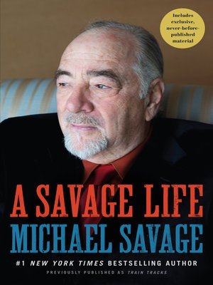 cover image of A Savage Life
