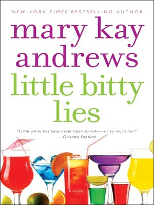 cover image of Little Bitty Lies